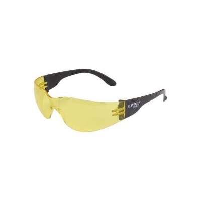Okuliare ochranné žlté, EXTOL