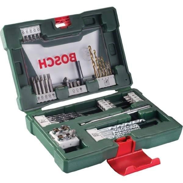 Súprava náradia Bosch V-Line TiN 48ks 2607017314