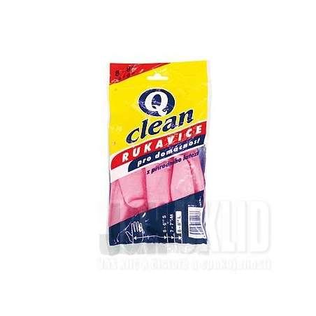 Q Clean rukavice pre domac. M