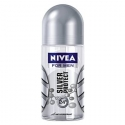 Nivea For Men Silver protect guľôčkový antiperspirant 50 ml