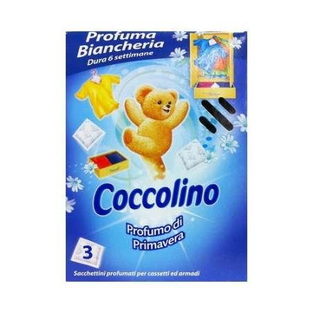 Coccolino vôňa do šatníkov