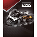 REMEN PIAGGIO-SUPER HEXAGON GTX12 180/BANDO