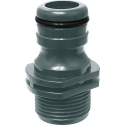 "Adapter AQUACRAFT® 550940, MAX-Flow, 3/4"", na hadicu"