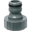 "Adapter MAX-Flow, 3/4""x1"", na hadicu, AQUACRAFT® 550981"