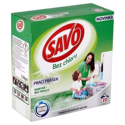 SAVO prací prášok universal 1,4kg