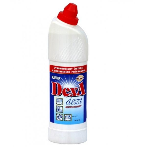 DEXA DEZI 750ml - dezinfekčný prostriedok