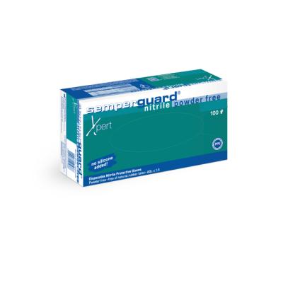 "Rukavice ""XL"" Semperguard nitrile powder free Xpert"