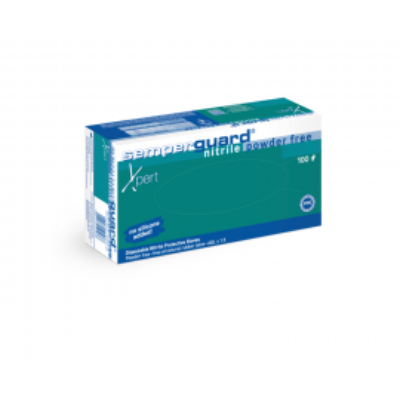 "Rukavice ""L"" Semperguard nitrile powder free Xpert"