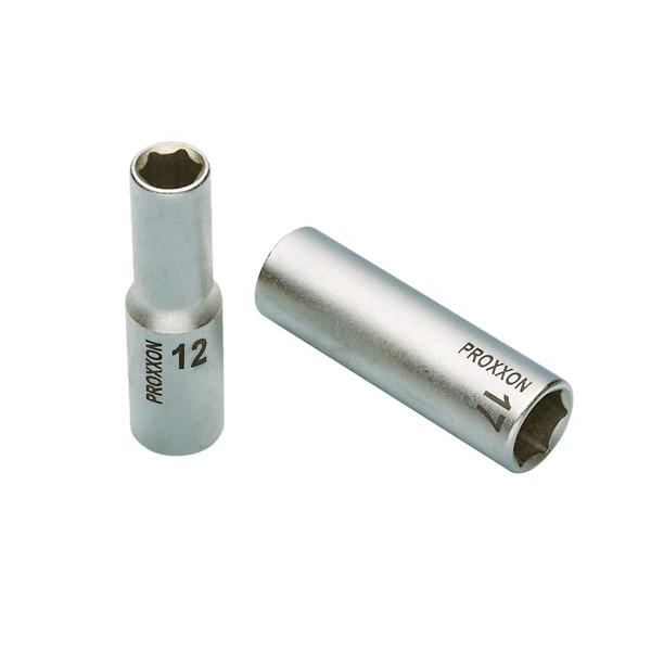 """Hlavica nástrčná 1/2"""" 10 mm predĺžená 79 mm PROXXON 23355 P"""