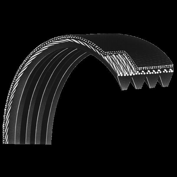Drážkový remeň 5PJ 406