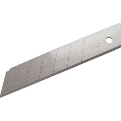 Brity EXTOL Premium do univerzálneho noža - olamovacie, 10ks,18mm, 9125