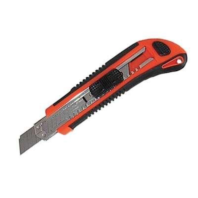 Nôž univerzálny olamovací s kovovou výstuhou 18mm, EXTOL 8855022