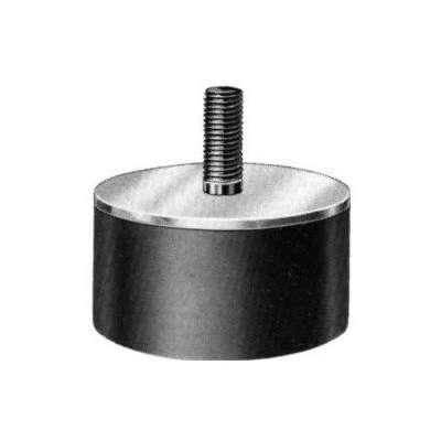 SILENTBLOK D25xHR25/M6x18 VO, 25-25-4